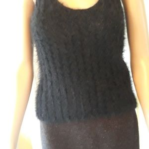 Chanel Angora Top sz 8